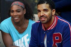 Drake and Serena Williams getting VERY close as they walk to their car - http://www.nollywoodfreaks.com/drake-and-serena-williams-getting-very-close-as-they-walk-to-their-car/