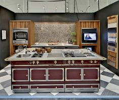 31 Best Kitchen Images La Cornue Kitchens Stove