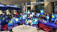 Great time Sunday afternoon at Filippi's Pizza Grotto Eastlake with wine, paint, food, and music! Thank you to everyone that attended this fundraiser for Cook Elementary PTA! Enjoy the photos and don't forget to tag yourself and your friends. See you all again soon at another Paints Uncorked event! #fundraiser   #happyhourpaint   #wine   #paint   #food   #music   #CookElementar   #PTA   #FilippisPizza   #GrottoEastlake