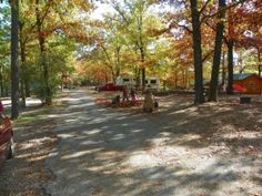 I wanna go here someday! Eureka Springs KOA is one of the best RV camping destinations to relax in the Ozarks.