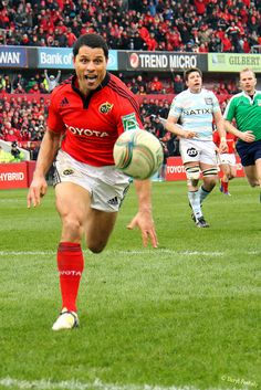 Doug Howlett Munster Rugby, Trend Micro, Rugby Players, My Passion, Light In The Dark, Studs, Icons, Sport, Rugby Men