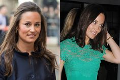 Pippa Middleton Liking this change