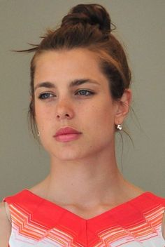 charlotte casiraghi - you can see a touch of her grandmother grace in her
