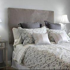 Cabeceiras de cama - Cabeceiras Lisas