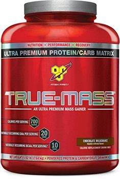 Deal of the day at #Gymvitals. BSN True Mass, 5.82lbs @ 4245 only