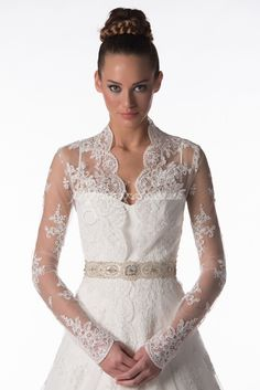 lace wedding dress...love this!!