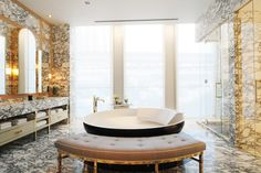 Room Decor Ideas brings you a selection of the best Bathroom Designs by David Collins to Inspire You to get a luxury interior design at your home interiors. Minimalism Interior, Decor, House Interior, Home, Best Bathroom Designs, Interior, Best Interior Design, Home Decor, Studio Interior