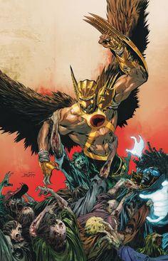 Hawkman by Philip Tan
