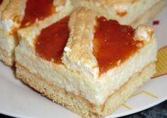 RHmmmm -ákóczi túrós recept I. Hungarian Cake, Hungarian Recipes, Hungarian Food, Breakfast Recipes, Dessert Recipes, Salty Snacks, Diy Food, Food Inspiration, Sweet Treats