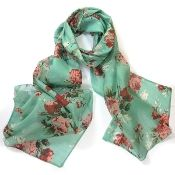Izzy Scarf ...We love this colour and it's so on trend:)