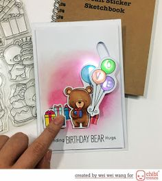 169 best cards that light up images on pinterest in 2018 light wei weis cardmaking garden wei wei light up cards using chibitronics and mft stamps m4hsunfo