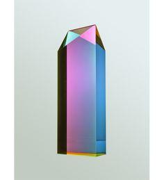 Vasa Mihich's Cast Acrylic Sculptures | Beautiful/Decay Artist & Design