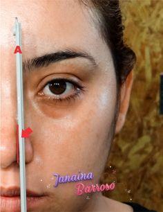Janaina Barroso: Dica #JB: Passo a passo para tirar a sobrancelha em casa!