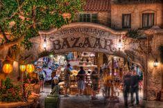 Disneyland - Adventureland