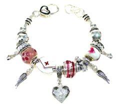 Pandora Style Nurse Bracelet Soft White Silvertone Beads/Dangle Charms 5465SVMUL Teachergifts,http://www.amazon.com/dp/B00HTE6JGY/ref=cm_sw_r_pi_dp_pe-3sb08BXWED79P