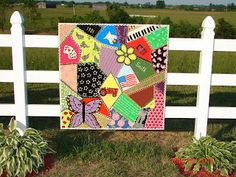 Barn Quilts and the American Quilt Trail: June 2010