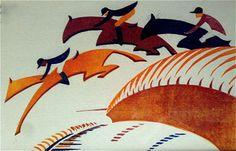 Sybil Andrews Grosvenor School Linocut prints for sale and wanted also Claude Flight, Cyril Power and CRW Nevinson at Robert Perera Fine Art Gallery of Lymington Harlem Renaissance, Sybil Andrews, Auckland Art Gallery, Modern Art, Contemporary Art, Art Deco, Art Nouveau, European Paintings, Equine Art