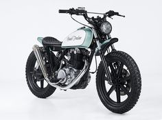 Yamaha SR500, by Relic Motorcycles