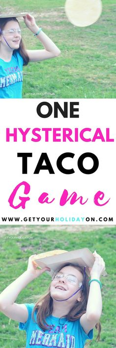Taco Time Game Night Taco Bout Family Friendly Fun! #taco #game #familynight #cincodemayo Activities For Adults, Summer Activities, Family Activities, Toddler Activities, Family Games, Taco Games, Fun Games, Games For Kids, Group Games