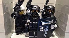 Lego SWAT- Bank Heist - YouTube