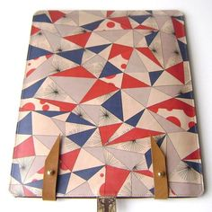 Ipad case with lovely Nordic prints