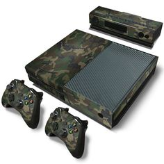 Camouflage - Xbox One skin