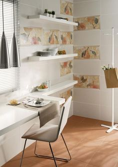 Product: wall tiles ATELIER, setting: kitchen