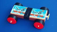 How to Make a Toy Car at Home Easy - Matchbox Car - Mini Car