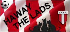 Pinned by steven flash tumilty Sunderland Football, Sunderland Afc, Black Cats