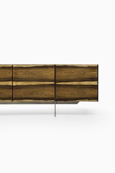 Contemporary sideboard in rosewood at Studio Schalling