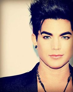 Adam Lambert... This boy... so much love <3 He's so pretty