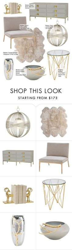 """""""Modern Living Room"""" by kathykuohome ❤ liked on Polyvore featuring interior, interiors, interior design, home, home decor, interior decorating, living room and modern"""