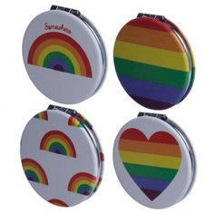 Our range of compact mirrors are made from polyurethane and a leatherette fabric outer with a metal and glass inner, and are printed with fun and colourful designs across a range of themes, that will appeal to boys and girls, young and old. Single item, random design supplied. Dimensions: Diameter 6cm Depth 1cm (approx 2.5 x 0.5 inches) Gifts For Mum, Gifts For Girls, Little Gifts, Birthday Gifts For Boys, Boy Birthday, Table Accessories, Compact Mirror, Wooden Letters, Unusual Gifts