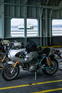 Ducati, perhaps a ride on Vason?