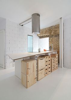 Apartment renovation in Oviedo