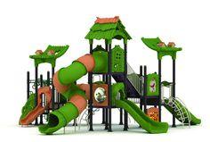 Playground: Forest by Novum Nederland