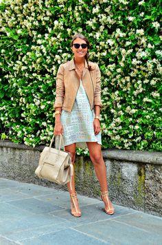 jasmine, dress, celine, sandals, zara, fashion, summer