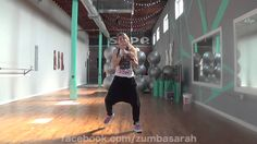 Dance Fitness with Sarah Placencia - Selfie