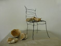 Paper Bowls, Handmade Paint, Fairy Furniture, Picture Tag, Wire Art, Art Object, Book Making, Book Pages, Art Google