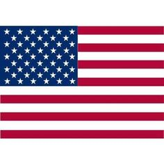 America US5X8NUSA1 Nylon United States Flag, Sewn Stripes and Embroidered Stars, 5'X8' by America's Flag Company. $42.18. High Thread Count Embroidered Brilliant White Stars Sewn Stripes Highest Quality Nylon UV Coated to Resist Fading Ultra Light weight allows it to fly in the slightest breeze
