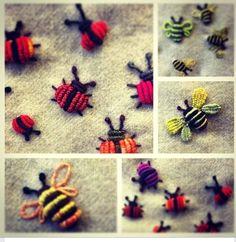 Sue Spargo embroidery