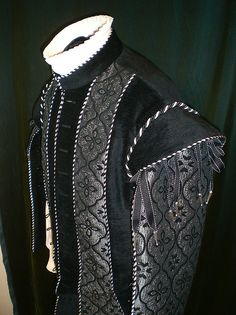 doublet  by http://www.nimblearts.com/Costuming/Costuming.html