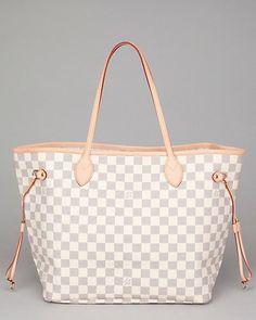 Louis Vuitton Neverfull Damier Outfit Louis Vuitton Handbags #lv bags#louis vuitton#bags