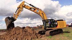Heavy Equipment, Outdoor Power Equipment, Cat Excavator, Tonka Toys, New Holland Tractor, Heavy Machinery, Oil And Gas, Repair Manuals, Caterpillar