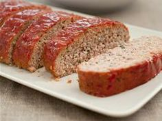 Turkey meatloaf with brown sugar-ketchup glaze 'America's Test Kitche...