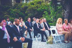 Seaside Point Wild Dunes Wedding Ceremony #WildDunesWeddings wilddunesweddings.comwilddunesweddings.com