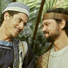 Image result for soap opera o rico e lázaro Brazil