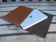 The Vintage Handmade iPad Mini Leather Case |Gadgetsin