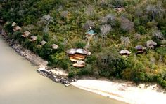 Serena Mivumo River Lodge, and an Idea of Home