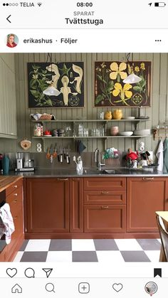 Home Decor Living Room .Home Decor Living Room Eclectic Kitchen, Home Decor Kitchen, Rustic Kitchen, Kitchen Interior, Home Kitchens, Kitchen Dining, Kitchen Cabinets, Creation Deco, Minimalist Home Interior